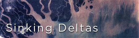 Sinking Deltas