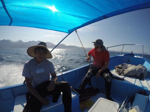 Meet the new postdoctoral researchers for PEGASuS 2: Ocean