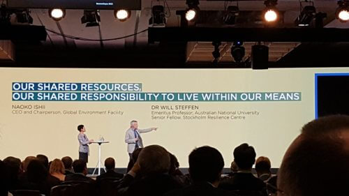 Ecosperity 2019 Highlights Global Commons Alliance | FutureEarth