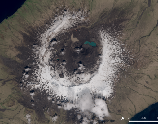 The Okmok Volcano